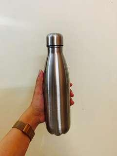 [BRAND NEW] Stainless Steel thermos flask 500ml silver