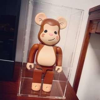 (Pre-Order) 400% BearBrick Acrylic Display Box