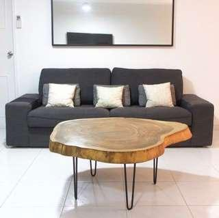Solid wood Suar coffee table