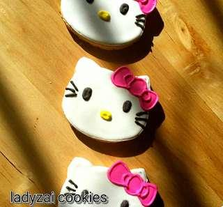 Hello Kitty FANCY ART COOKIES
