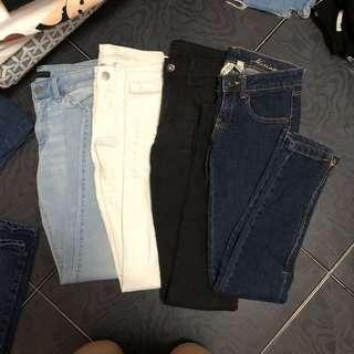 🚚 JEANS CLEARANCE