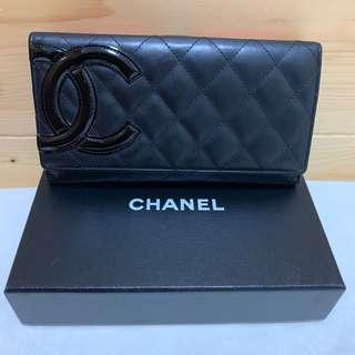 Chanel Wallet 絕版經典長銀包