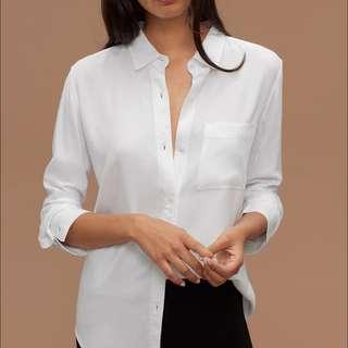 Aritzia Talula Montana Shirt xs