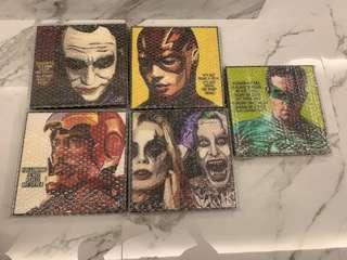 Marvel DC art print