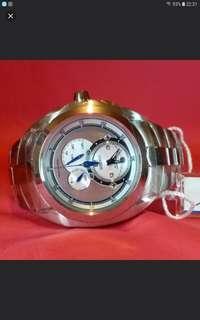 Seiko Kinetic Chronograph 一 精工kinetic計時錶,Full set
