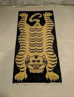 Northern Tibet Tiger Rug/Carpet