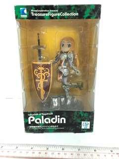 世界樹之迷宮 - 聖騎士 Paladin