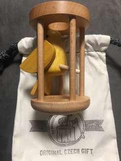 木製解鎖玩具