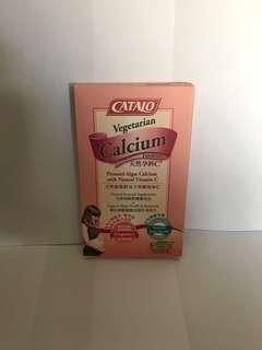Catalo Calcium, Folic Acid, DHA, Nutrients