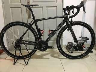 Swift carbon roadbike
