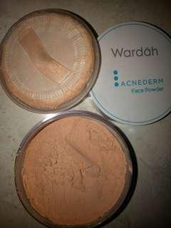 Wardah Acnederm Face Powder 20gr