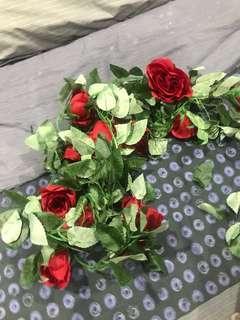 🚚 Rose vines 230cm