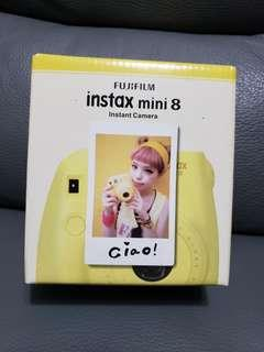 Fuji Film Instax Mini 8 Instant Camera 富士 即影即有 拍立得 相機