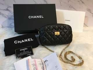 🚚 Chanel 復刻牛皮金釦