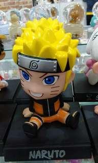 Pajangan Dashboard Mobil Naruto