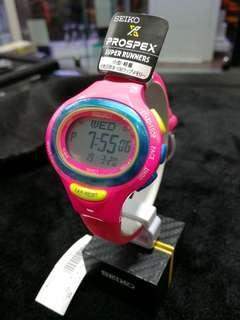 Seiko女裝跑步錶