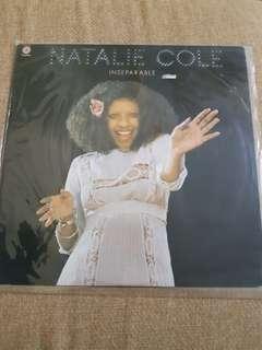 Vinyl Record Natalie Cole Inseparable