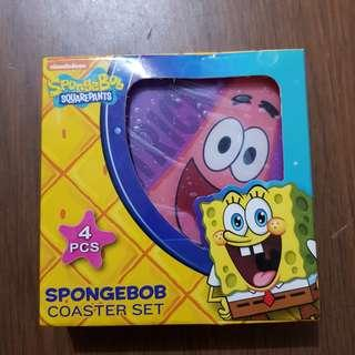Spongebob Coaster Set
