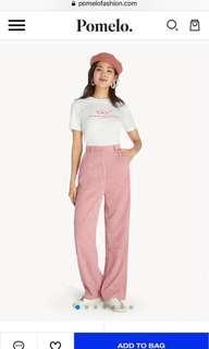 🚚 (BNWT) Pomelo Pants - pink