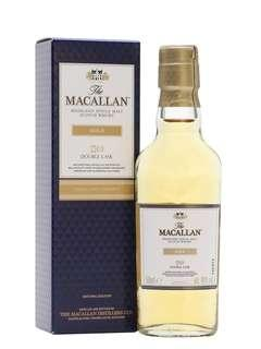 🚚 Macallan Gold 50ml Miniature Bottle