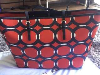 authentic michael kors tote bag with db and tag NEGO