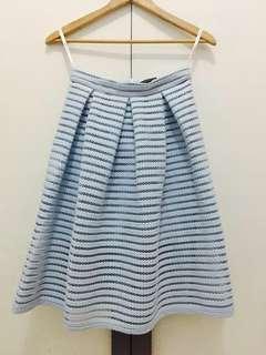 Topshop Formal Skirt