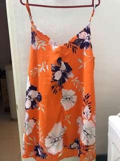 Chiffon Top Dress Cotton On