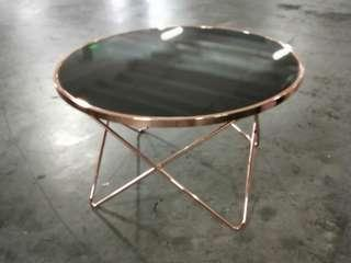 CAZO Rose Gold Coffee Table LARGE
