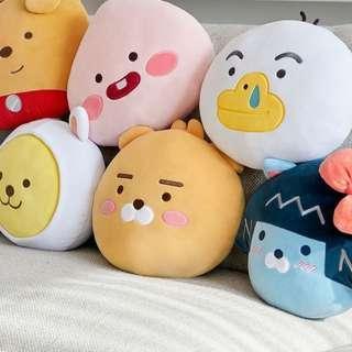 Kakao Friends Mini Face Cushion