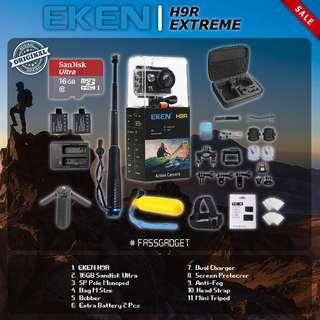 EKEN H9R Camera ( Ready Stock ) 1 Years Warranty