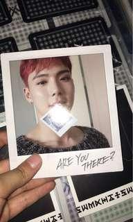 wtt wts shownu are you there part 1 vlive polaroid
