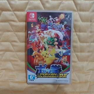 Switch Pokken Tournament DX 《神寶拳 DX》Pokken拳 日英合版