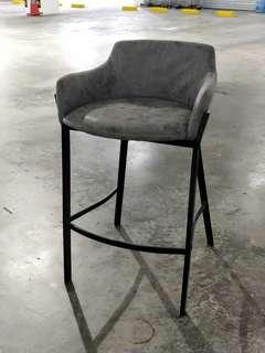 STONNER INDUSTRI Series High Chair in GREY MIX
