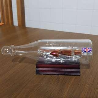Boat Glass display