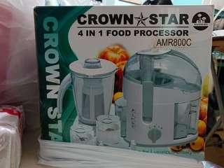 多功能攪拌機 Food Processor