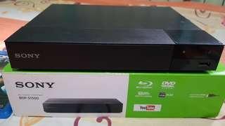 Sony BDP S1500 Bluray Blu ray Player