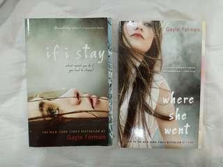 If I Stay (series) - Gayle Forman