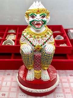 🚚 Lp Samnao(Disciple Of Lp Pae) Beautiful Hanuman Mini Bucha