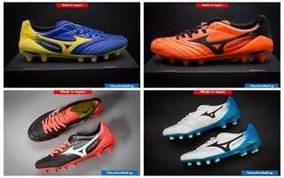 Mizuno nike adidas asics fg ag boots soccer football shoes by tokyo football