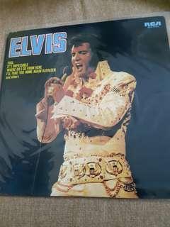 Vinyl Record Elvis