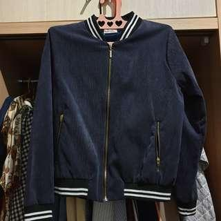 (New) Navy Bomber Jacket