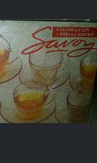 Vintage. Swirl Teaset