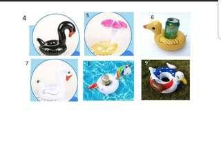 🚚 (3 For $9)Drink holder float