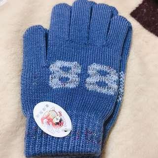 免費贈送 全新台灣製兒童針織手套