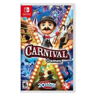 🚚 Carnival Switch Games