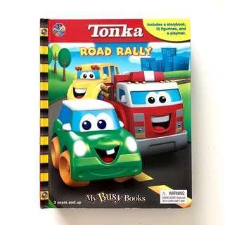 My Busy Books - Tonka Truck