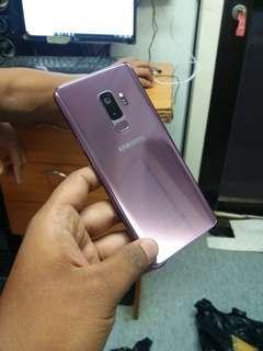 Samsung s9 plus 128gb sein resmi