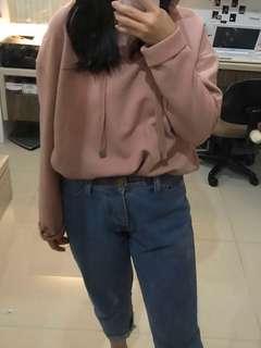 stradivarius jacket pink