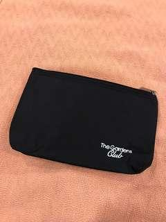 (BN) Black Cosmetic Pouch