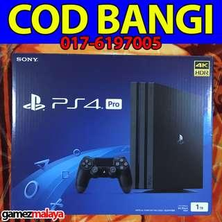 [NEW] PS4 PRO 1TB BASIC SET (GAMEZMALAYA)